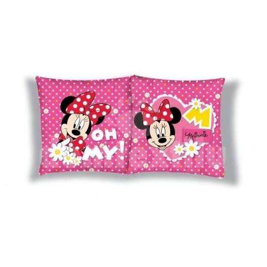Obliečka na vankúš s motívom Minnie Mouse JD9