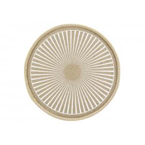 Moderná okrúhla podložka na stôl