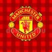 Obliečka na vankúš s motívom Manchester United JDA2