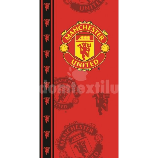 Detský uterák s motívom Manchester United RDB4