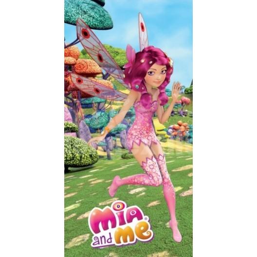 Detský uterák s motívom rozprávky Mia and Me RDC4