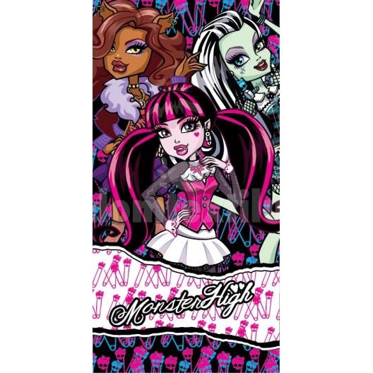 Detský uterák s motívom rozprávky Monster High RDC12