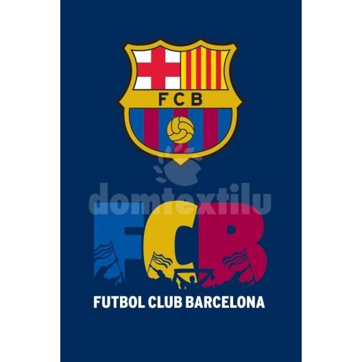 Detský uterák s motívom FC Barcelona RDE14