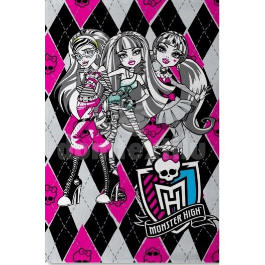 Detský uterák s motívom rozprávky Monster High RDF4