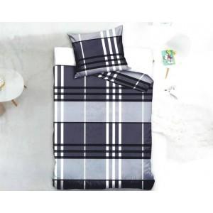 Kvetinové posteľné obliečky 160x200 cm SKLADOM