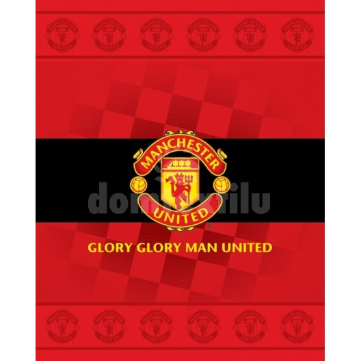 Detská deka futbalového klubu Manchester United