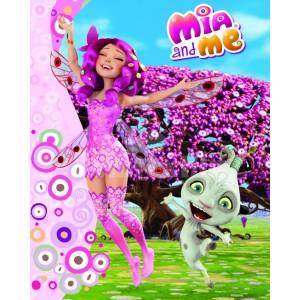Teplá detská deka Mia and Me