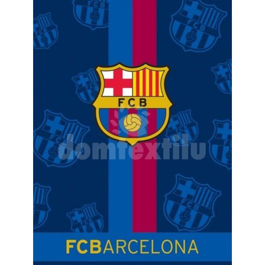 Detská deka futbalového klubu FC Barcelona