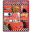 Príjemne teplá  detská deka Disney cars McQueen