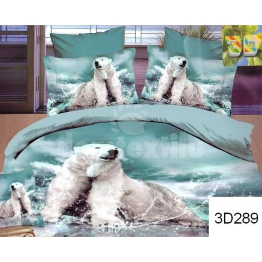 Značkové obliečky s ľadovým medveďom