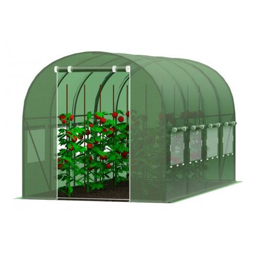 Záhradný fóliovník 2,5 x 4 m + DARČEK ZDARMA