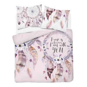 Okúzľujúce posteľné obliečky s lapačom snov