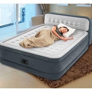 Nafukovacia posteľ vhodná pre dve osoby