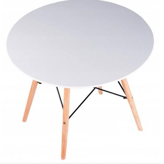 Konferenčný stolík v škandinávskom štýle 60 cm