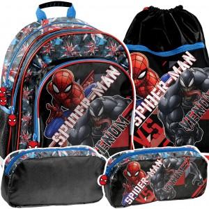 Školský 3-časťový set SPIDERMAN