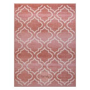 Originálny staroružový koberec v škandinávskom štýle