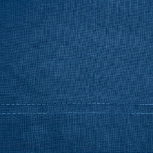 Jednofarebné tmavo modré obliečky na palón so saténovým leskom