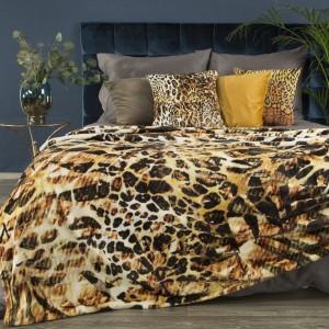 Luxusná designérska deka s efektívnym zvieracím zvorom