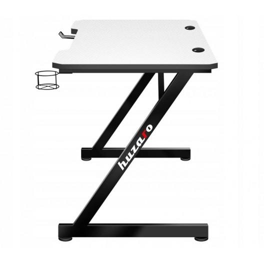 Herný stôl - moderný herný stôl v elegantnej bielej farbe