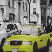 Zeleno sivé závesy do detskej izby New York
