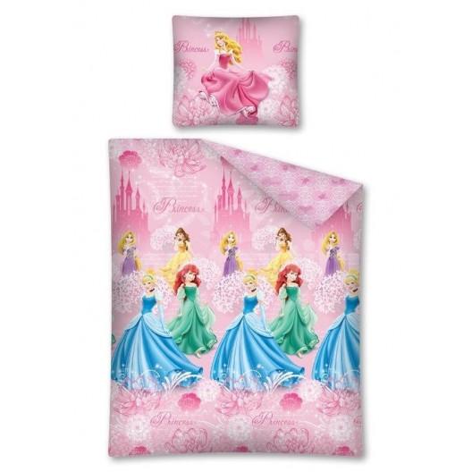 Obliečky pre deti ružové Princess