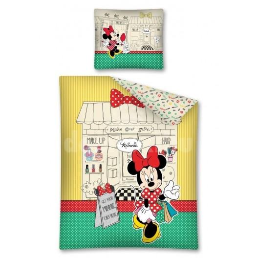 Žlto zelené obliečky pre deti Mickey Mouse